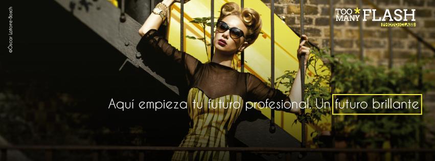 Too Many Flash convoca una beca de 8.000 € para emprender en el sector de la fotografía
