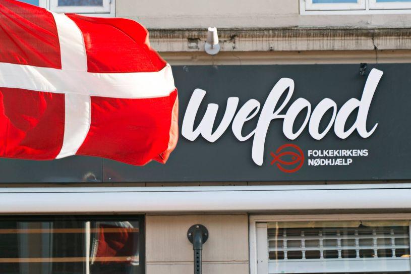 WeFood, un supermercado de Dinamarca que triunfa vendiendo comida caducada