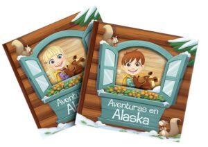 Llega Aventuras en Alaska, el segundo cuento personalizado de Mumablue