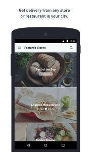 Inspírate en Pop, un nuevo servicio de entrega de comida a domicilio en 15 minutos