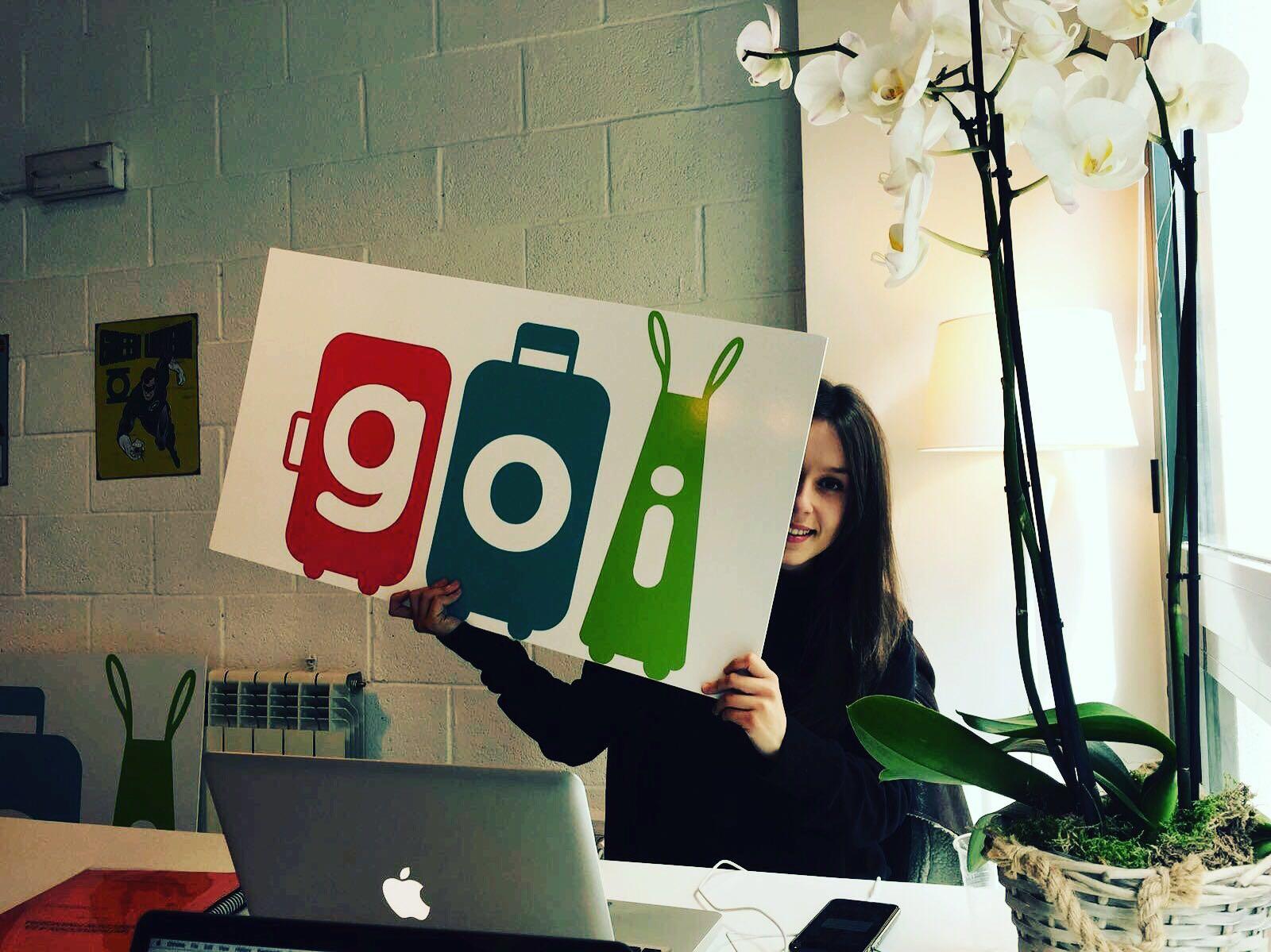 Una gallega de 22 años lanza la startup GOI TRAVEL: la revolución de la paquetería
