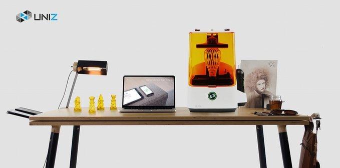 SLASH, la impresora 3D más rápida del mundo y un gadget que recauda más de 240.000 dólares