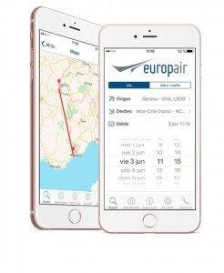 Llega Europair Jets, la primera app española que permite contratar un vuelo privado