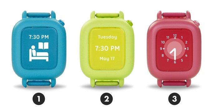 Octopus, un reloj que ayuda a los niños a ser más independientes y recauda más de 467.000 $