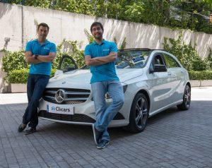 Nace Clicars, una start-up española que transforma la compra y venta de coches en un proceso sencillo