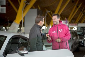 llollo, una app para solicitar un aparcacoches en tiempo real que recibe 830.000 €