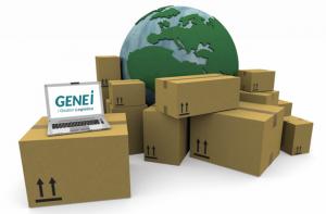 Genei proporciona la solución logística para las empresas