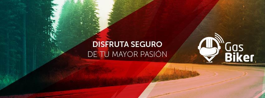 Nace Gas Biker, una aplicación móvil centrada en proteger a los motoristas