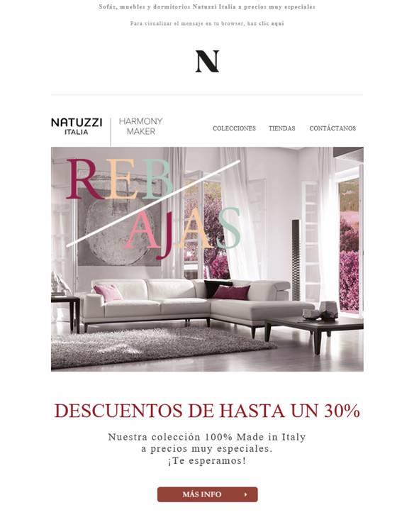 Natuzzi factura 120,7 millones de euros en el primer semestre de 2016. ¡Así lo ha conseguido!