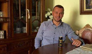 Entrevistamos a Mateo Gallego, fundador de la empresa de bebidas energéticas Linx Energy Drink