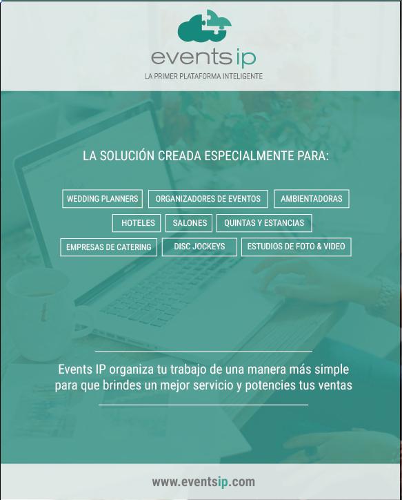 El emprendedor Diego Herrero crea Events IP para facilitar el trabajo a los organizadores de eventos