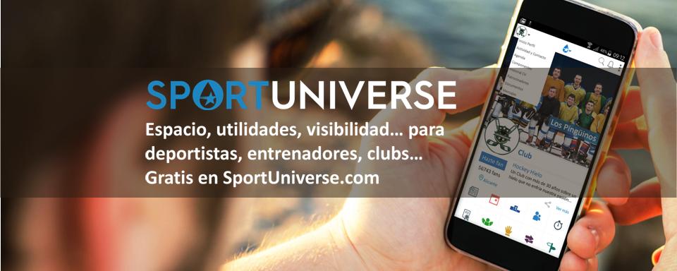 SportUniverse lanza la primera edición de becas solidarias para el deporte