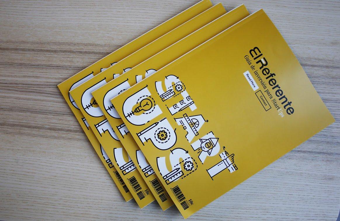 Llega Guía de Inversión para Startups, una revista para emprendedores