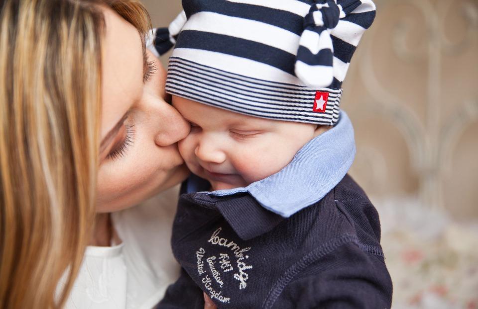Tendencias de mamás norteamericanas: emprender desde casa