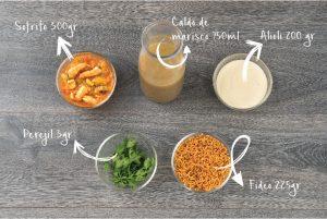 Misamplás, una nueva forma de cocinar y comer sano