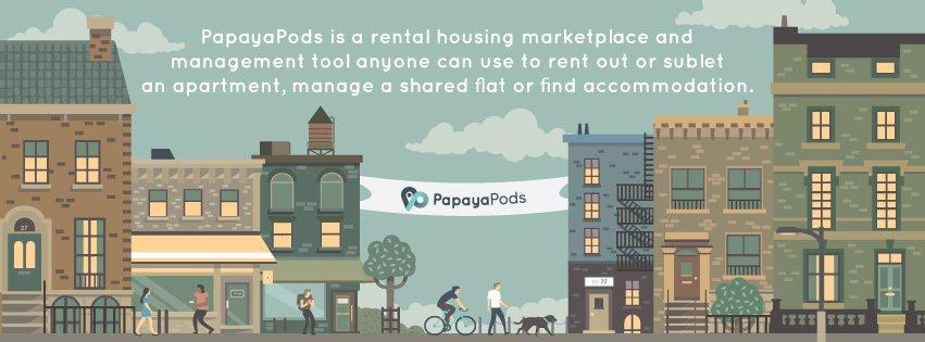 PapayaPods, la plataforma que facilita la gestión del alojamiento