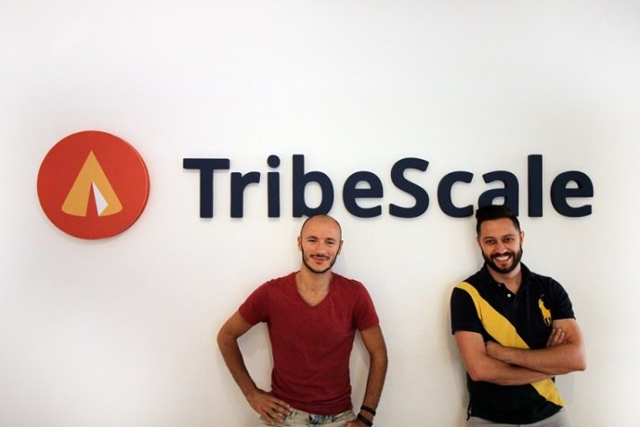 Llega TribeScale, un 'WhatsApp' profesional que mejora el trabajo en equipo