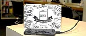 Emprendedores españoles crean MYTARG3R, el primer cargador de móvil con soporte publicitario