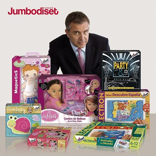 Nace JumboDiset Group, una marca que une Diset y Jumbo y prevé facturar 75 millones en 2016