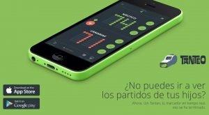 El emprendedor Alejandro Zerolo crea Tanteo, una app para seguir los partidos de los niños