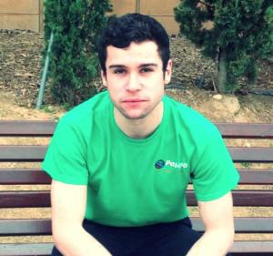 Entrevistamos al emprendedor Jake Stainer, fundador y director de Papora.com