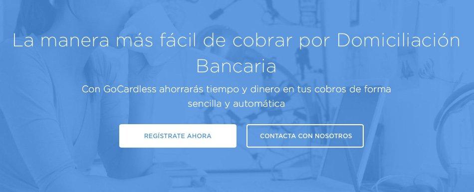 Los españoles siguen confiando en la domiciliación bancaria para pagar sus recibos