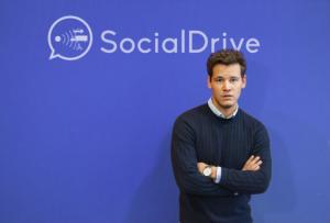 Entrevistamos al emprendedor Sergio García Abella, fundador de la red social SocialDrive
