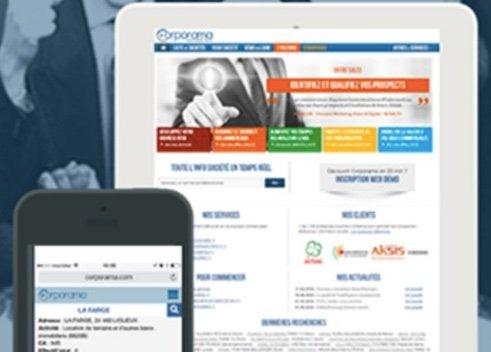Llega Corporama, una herramienta con información en tiempo real de más de 2 millones de empresas