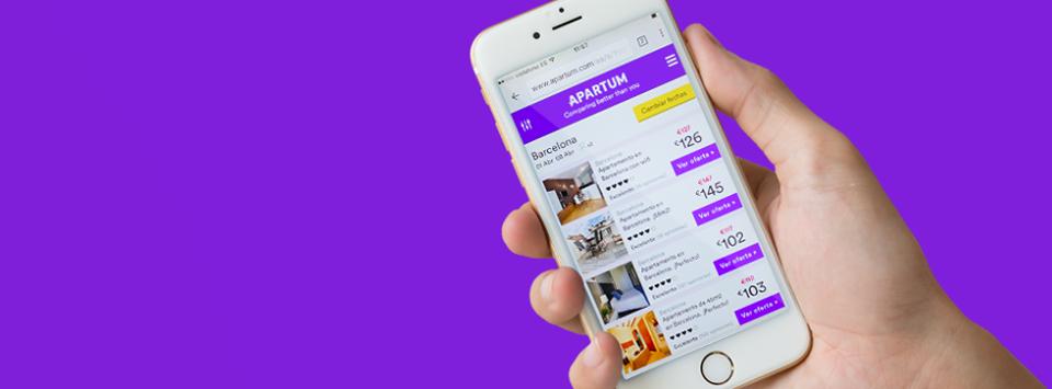 Apartum se convierte en el primer comparador de apartamentos turísticos y recibe 2 millones