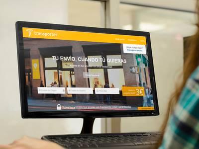Emprendedores vascos crean una empresa de paquetería basada en la economía colaborativa
