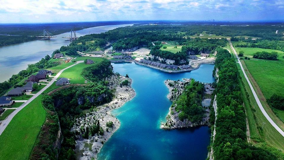 4 razones para usar la fotografía aérea en el mercado inmobiliario