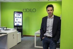 Entrevistamos al emprendedor Rodrigo Rodríguez López, CEO de la startup española Odilo