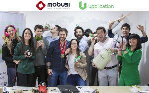La empresa de publicidad en vídeo y móvil mobusi adquiere Upplication