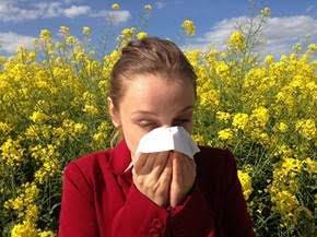 5 consejos para combatir la alergia primaveral