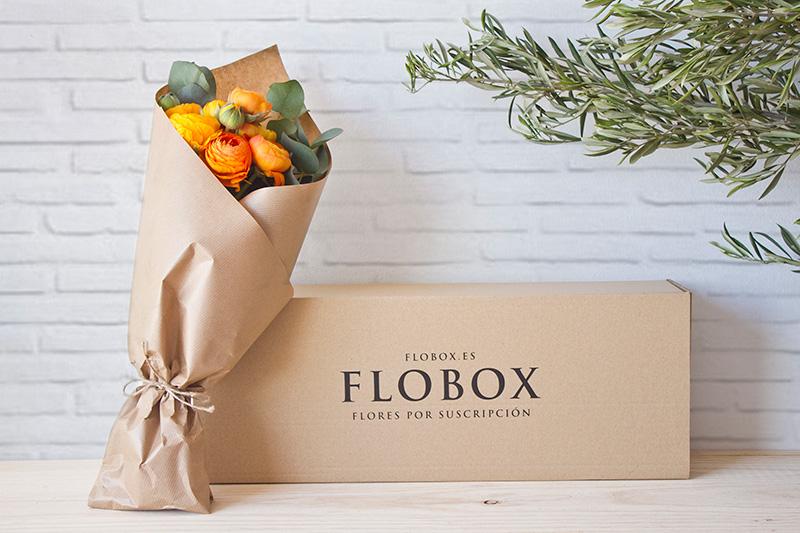 Emprendedores crean FLOBOX, un sistema de suscripción para tener siempre flores frescas