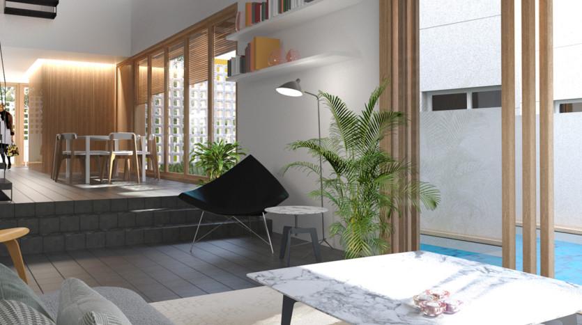 """Llega """"Casas con Arte"""", una tendencia que combina cultura y decoración tradicional"""
