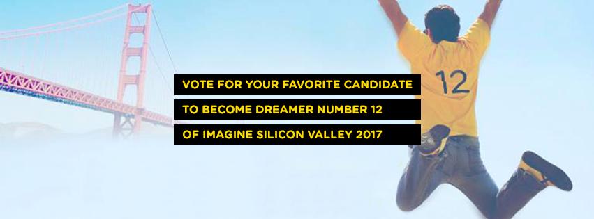 Dani Páez, un emprendedor español que ya es finalista para participar en Imagine Silicon Valley