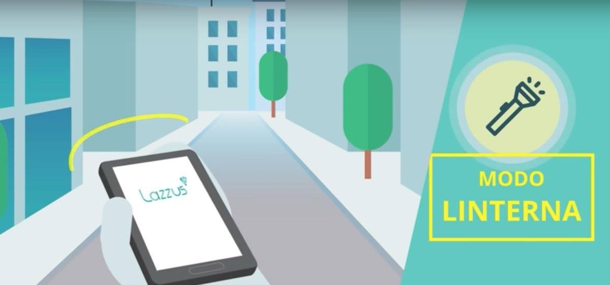Lazzus, la primera app que mejora la autonomía de las personas con discapacidad visual