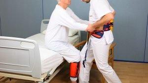 Professional Transfer Kit, un set de dispositivos que reducen las lesiones de los cuidadores