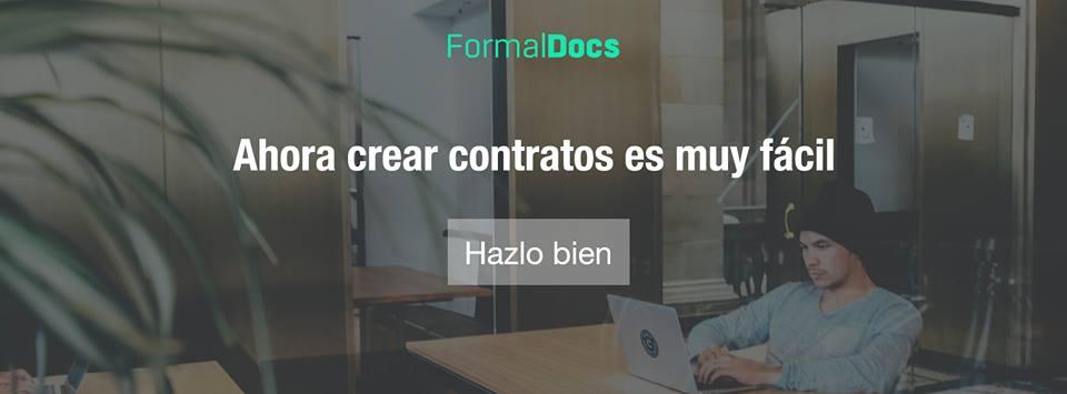 FormalDocs, un software para personalizar contratos