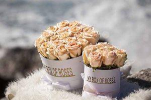 Livia Vaz crea MY BOX OF ROSES, un ecommerce para comprar modernas cajas de rosas