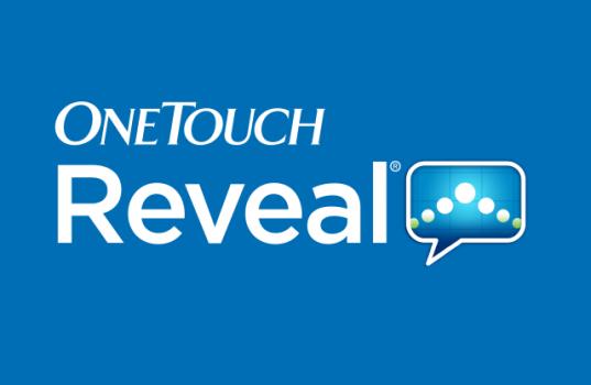 OneTouch Reveal, una app de Johnson & Johnson que ayuda a las personas con diabetes