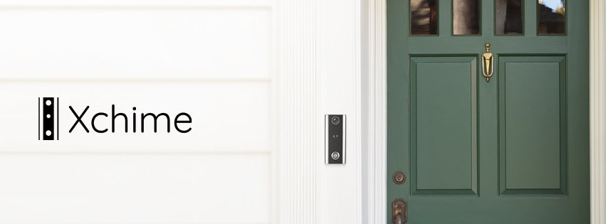 Xchime Doorbell, una cerradura para ver quién llama a la puerta desde la pantalla del móvil