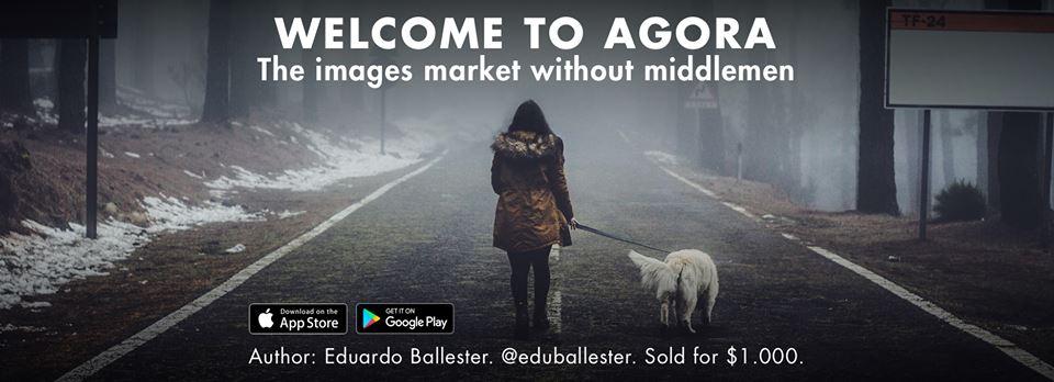 AGORA images, un marketplace de imágenes que conecta a compradores y vendedores