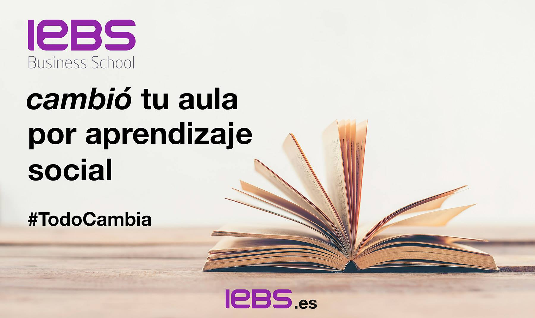 IEBS cierra el año con más de 1.800 alumnos y se convierte en la primera escuela en aceptar pagos con Bitcoins
