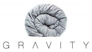 Gravity, una manta que combate el estrés y que recaudó más de 4,7 millones de dólares