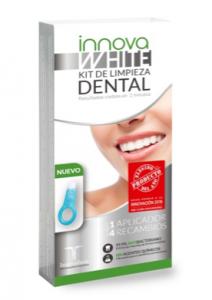 El kit de limpieza dental blanqueante INNOVAWHITE recibe el Premio a la Innovación