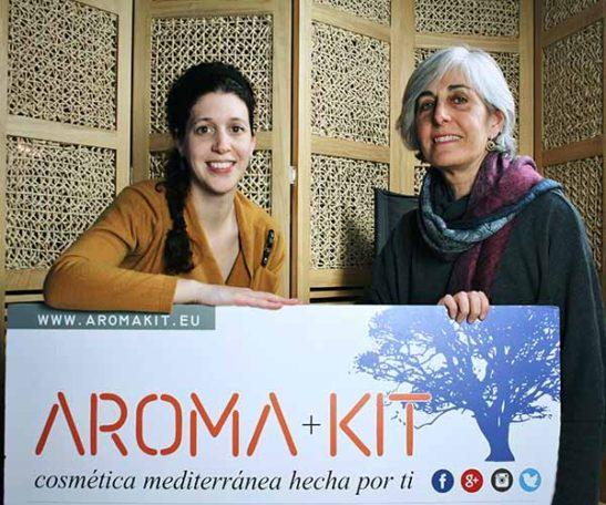 Entrevistamos a las emprendedoras y fundadoras de Aromakit