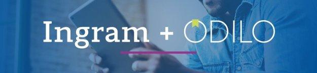 Odilo e Ingram se alían y ofrecen acceso a más de 1,4 millones de contenidos digitales