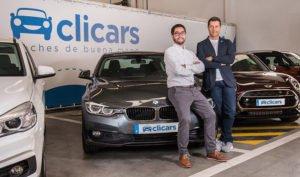 Entrevistamos a los emprendedores Carlos Rivera y Pablo Fernández, cofundadores de Clicars